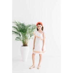 Vallerie White Dress