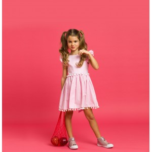 Shandy Pink Dress