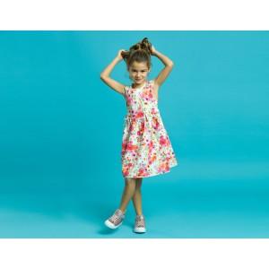 Vivienne Pink Dress