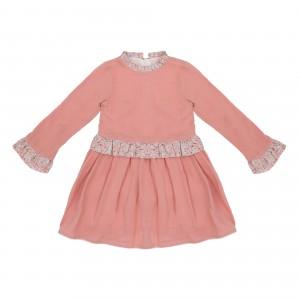 Arianne Pink Dress