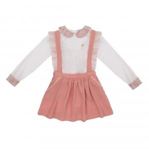 Amelie Pink Skirt