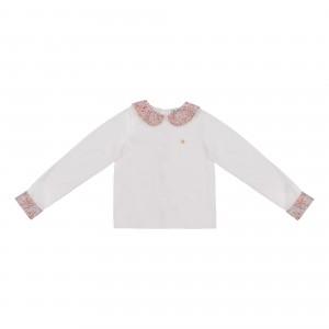 Fleur Pink Shirt