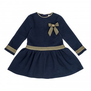 Alexa Navy Dress
