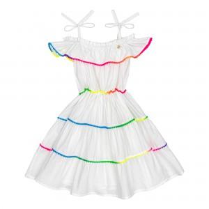 Bonni White Dress