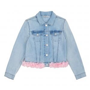 Clementine Pink Jacket