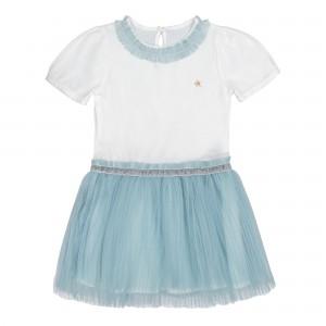 Kourtney Blue Dress
