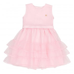Pia Pink Tulle Dress