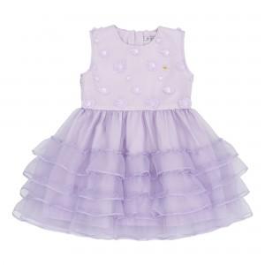 Pia Purple Dress