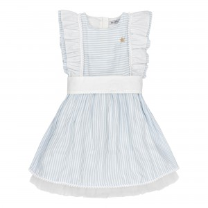 Rosie Blue Dress