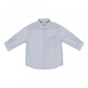 Culver Blue Linen Shirt