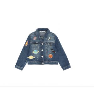 Space Denim Jacket