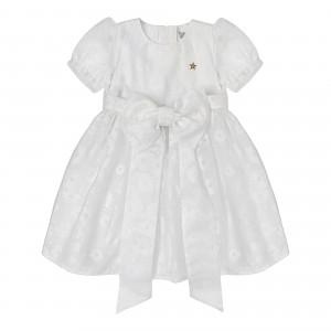 Chantal White Dress