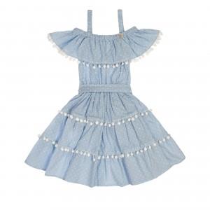 Bonni Blue Dress
