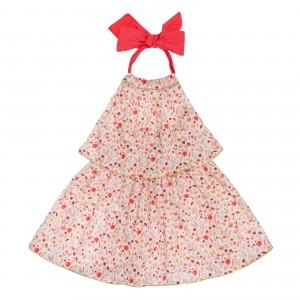 Laetizia Orange Dress