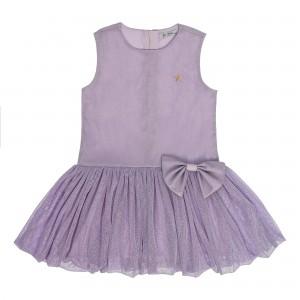 Linda Purple Dress