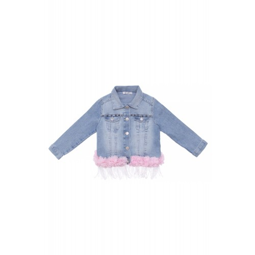 Ellen Denim Jacket