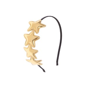 Poulter Gold Hairband