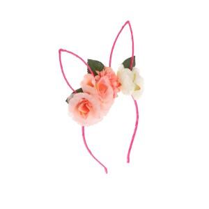 Dulwich Fuchsia Hairband