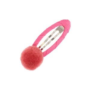 Colletta Dark Pink Hair Clips
