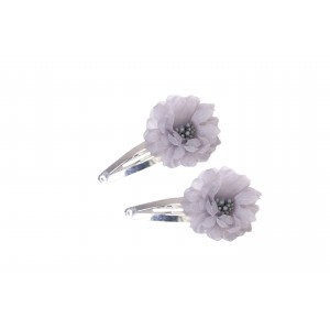 Flouris Grey Hair Clips