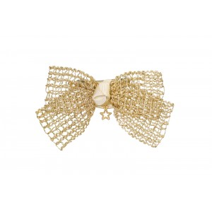 Mabelle Gold Hair Clip