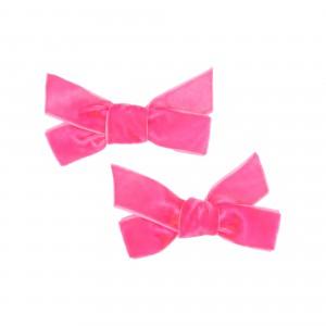 Sarah Pink Hair Clips