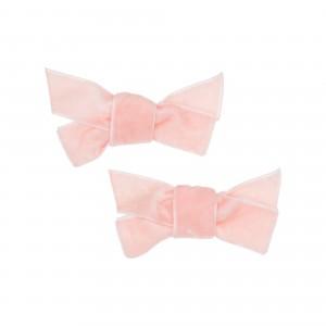 Sarah Soft Pink Hair Clips