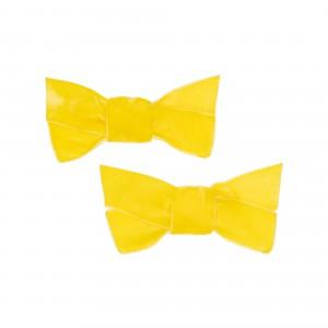 Sarah Yellow Hair Clips