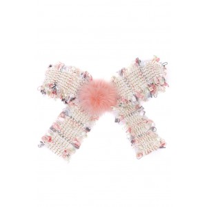 Kate Solmon Pom Pom Hair Clip