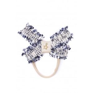 Kate Navy Elastic Hairbands