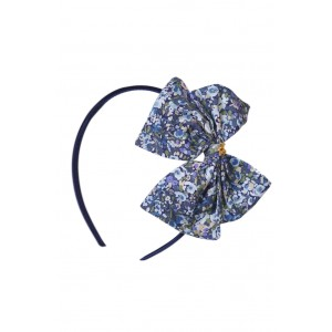 Tilda Navy Hairbands