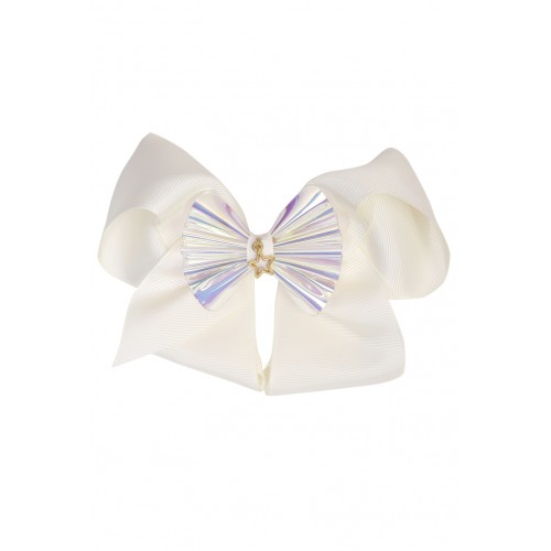 Yoland Cream Big Bow