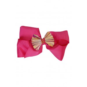 Yoland Fuchsia Big Bow