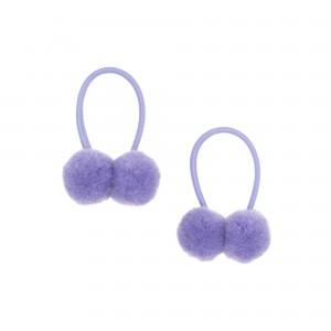 Madelyn Purple Hair Tie