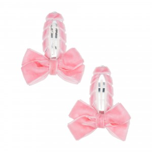 Louise Soft Pink Hair Clips