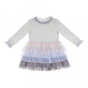 Loulou Grey Dress