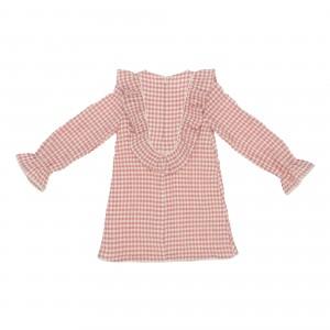 Ruby Pink Dress
