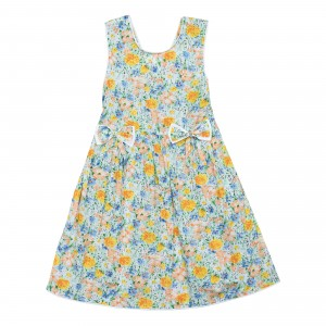 Vivienne Blue Dress